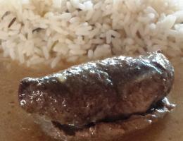 Španělský ptáček, divoká rýže