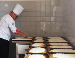 Příprava dezertu